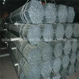 Круглая гальванизированная польза стальной трубы для стула или стола