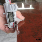 Het acryl Stevige Kunstmatige Marmer van Kkr van de Oppervlakte