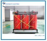 Tipo seco transformador del voltaje 50Hz/60Hz de la distribución de potencia