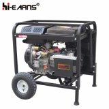 Tipo de marco abierto refrigerado generador diesel (DG3000E)