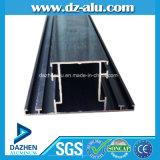 Perfil de aluminio de la puerta de la ventana de Argelia del fabricante del perfil de la venta popular de la fábrica