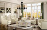 Sofas et divans modernes de cuir de loisirs de Furnitur de salle de séjour à la maison