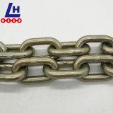 catena galvanizzata oro dell'acciaio legato di 8mm G70