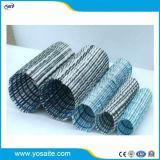Flexibler Kurbelgehäuse-Belüftung Stahl-Plastikweicher durchlässiger Entwässerung-Schlauch/Rohr