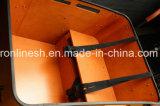 MEDIADOS DE nexo Elektrische Bakfietsen del motor 7sp de 250With500W 8fun/bicicleta del cargo E/bicicleta del cargo de la rueda del cargo Tricycle/3 de la familia/rectángulo de madera del cargo Bakfietsen/Pedelec Brown