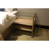 خشبيّة أثاث لازم أسرّة فندق أثاث لازم غرفة نوم [هوتل رووم] هند محدّد