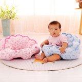 赤ん坊のための幼児の肘掛け椅子のシートの椅子を入れているプラシ天によって詰められる子供