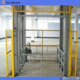 油圧倉庫の縦の貨物上昇のプラットホーム