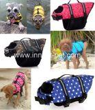 Спасательный жилет собаки поставкы продукта тельняшки 2017 одежд любимчика вспомогательный