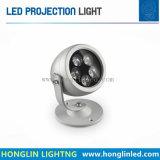 Riflettore esterno di illuminazione 9W LED di paesaggio con IP65