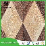 12mm AC3 E1 HDF Los suelos estratificados de madera en relieve los materiales de construcción
