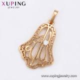 31469의 Xuping 보석 최신 판매 금에 의하여 도금되는 메리 펜던트