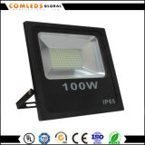 reflector de 100With150W IP65 55lm/W LED con Ce&EMC