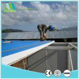 가벼운 강철 색깔 지붕 벽을%s 물결 모양 EPS 샌드위치 위원회