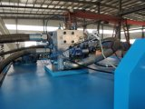 Стальная машина Dhp-3600t давления двери для Бангладеша делая дверь с по-разному конструкциями