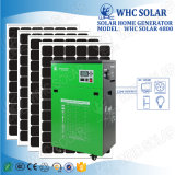sistema de energia 4kw solar Photovoltaic fora do gerador Home solar da grade