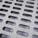 Coëfficiënt 36% van de ventilatie de Luchtstroom Opgeheven Vloer van de Toegang in Al Staal