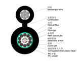 Gyxtc8s (s) cijfer-8 verenigt de Optische Kabel van de Vezel met Buis