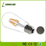 La iluminación eléctrica regulable de 4W E14 de la luz de lámparas LED