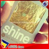 Goldrollen des Shine-24k Papier auf Hanf-Papier