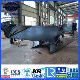 14000kg 17t Hy-17 Alto poder de fixação do tipo de âncora Marinho