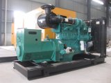 セリウムおよびISO9001公認のCumminsのディーゼル発電機が付いている75kw電気発電機