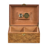 나무로 되는 담배 저장 상자 상자, 선물 여송연 포장 상자, 시가 박스