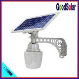 증명서 세륨 RoHS 6W-15W 태양 공급 옥외 빛