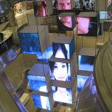 HD 풀 컬러 발광 다이오드 표시 게시판을 광고하는 P6mm 상점가