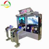 Com moedas Time Crisis 4 máquina de jogos de tiro simulador de captação de laser