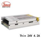 Smun SMB-100-24 100W 24V 4.2A ultradünne Stromversorgung der Schaltungs-AC-DC