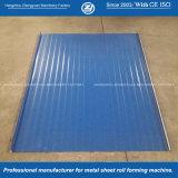 Justierbare bildenmaschinen-Zeile Dach-Blatt-Maschine