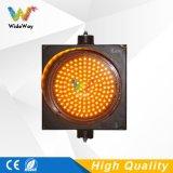 300мм желтый предупреждающий сигнал шаровой опоры в полном объеме светодиодный индикатор