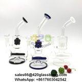 Oberseite-Verkäufer GlasWaterpipe/Rohr mit Inline-Perc zu Marshroom Perc