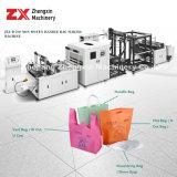 Saco de Não Tecidos fazendo a máquina com o manípulo (ZXL-D700)