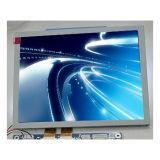 Visualización del módulo del LCD con la visualización gris del contraluz FSTN del LED