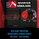 IGBT 140А Hot-Start Anti-Stick для сварки ММА сварочный аппарат с маркировкой CE