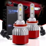 LED RoHS conforme 3000lm Moto H11 Phare H8 25watts