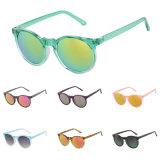 Fábrica de China marca personalizada UV400 PC polarizada gafas de sol de Tr