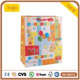 Geburtstag-Ballon-Kerze PUNKT Spielzeug-Kleidungs-Geschenk-Papiertüten