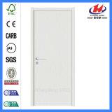 Дверь декоративной белой картины конструкции полная