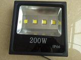 Morrer a luz de inundação do diodo emissor de luz do poder superior do alumínio de molde