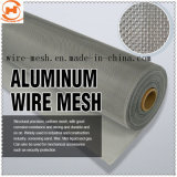 Rete metallica di alluminio rivestita protetta il nero