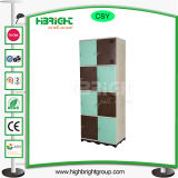Different Color Available를 가진 플라스틱 Locker System