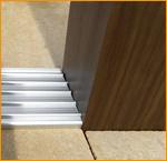 Profil en aluminium pour le Pergola