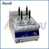 Xdc1200-001ステンレス鋼の台所用品のための電磁石の単一の鍋のボイラーか誘導の炊事道具