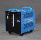 La circulaire de soudure du refroidisseur d'eau 20L avec fonction d'alarme pénurie d'eau