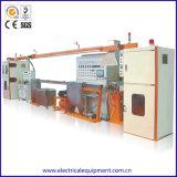 En Téflon à haute température fil/câble extrusion de la ligne de production