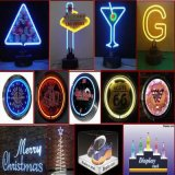 Presente o mais novo da promoção da lâmpada de néon do sinal do amor o melhor para o Xmas