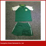 소년과 소녀 (U37)를 위한 주문을 받아서 만들어진 짧은 소매 면 불쾌 학교 옷
